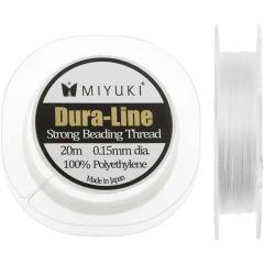 Miyuki Dura-Line® Crystal 0.15mm 20m