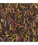 Miyuki Bugle 0462 Metallic Gold Iris