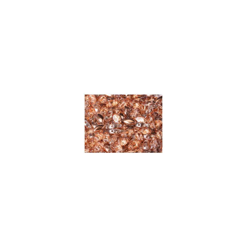 Irisduo® Crystal Capri Gold - 50pcs