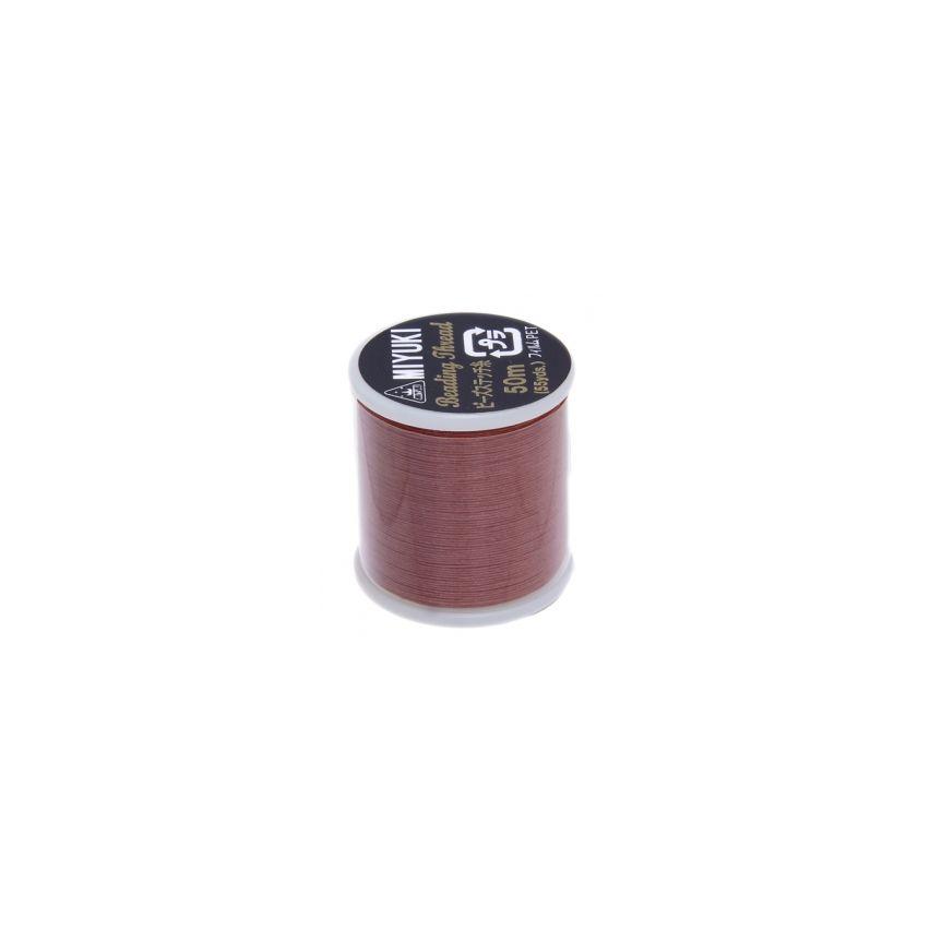 Miyuki Beading Thread B 15 - Nutmeg - 50m