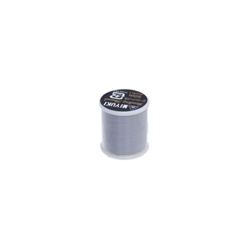 Miyuki Beading Thread B 3 - Silver - 50m