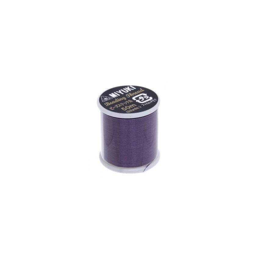 Miyuki Beading Thread B 9 - Purple - 50m