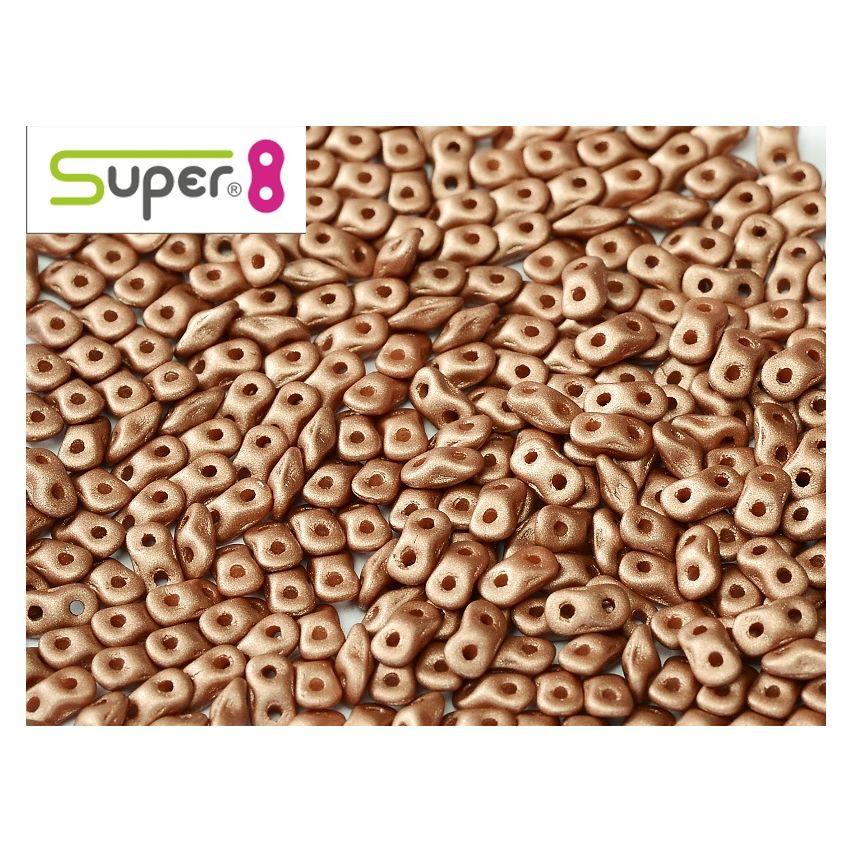 Super8® - 02010-29487 - Alabaster Metallic Mat Light Peach - 10g