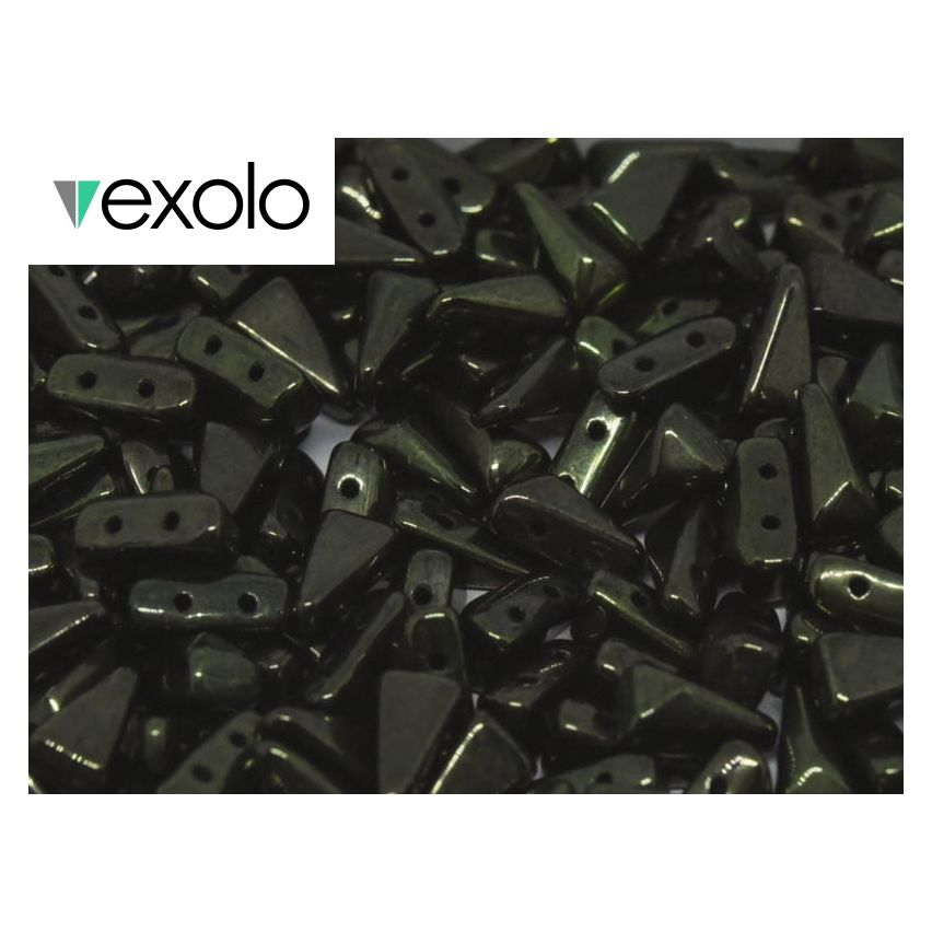 Vexolo® 5x8mm - 23980-14495 - Jet Red Luster - 50pcs