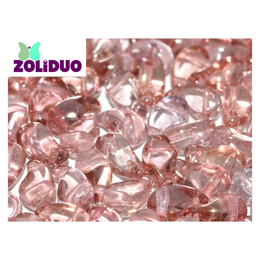 Zoliduo® Left Version - Crystal Red Luster - 25pcs