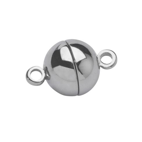 High Quality Steel Round Magnetic Clasps 8mm