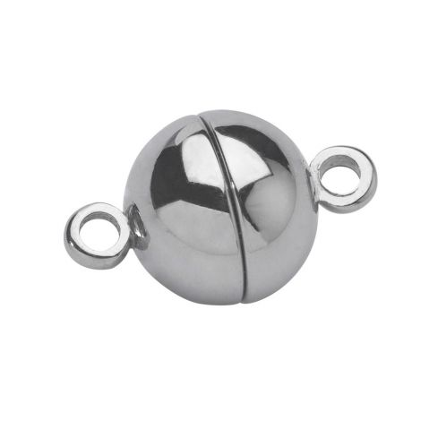 High Quality Steel Round Magnetic Clasps 10mm