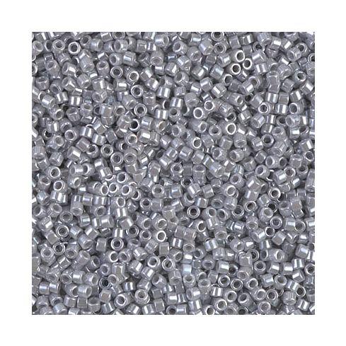 Miyuki Delica 15/0 DBS1570 Opaque Gray Luster