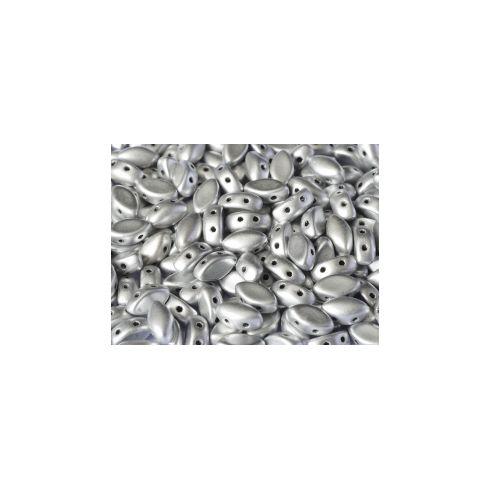 Irisduo® 4x7mm - 01700 - Aluminium Silver