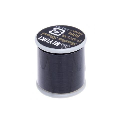 Miyuki Beading Thread K4570/12 - Black