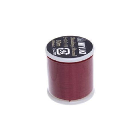 Miyuki Beading Thread K4570/8 - Red