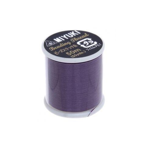 Miyuki Beading Thread K4570/9 - Purple