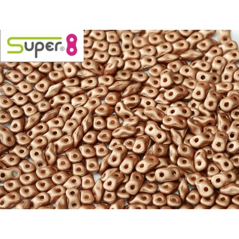 Super8® - 02010-29487 - Alabaster Metallic Mat Light Peach
