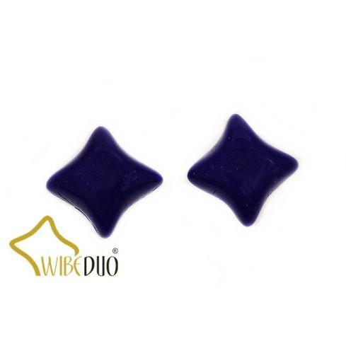 Wibeduo®  8x8mm - 33400 - Opaque Navy Blue